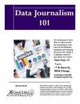 Data journalism flyer